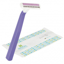 Bic® comfort 2 lady in personalized flow pack - Topgiving