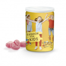 Candy-can slim edition premium jelly bears - Premiumgids