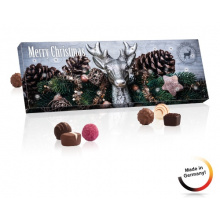 Mini truffle adventskalender - Topgiving