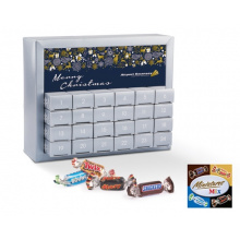 Exquisit adventskalender miniatures mix - Topgiving