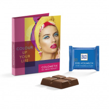 Promotion card midi ritter sport mini - Topgiving