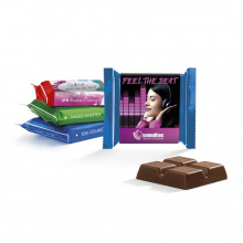 Ritter sport mini - Topgiving